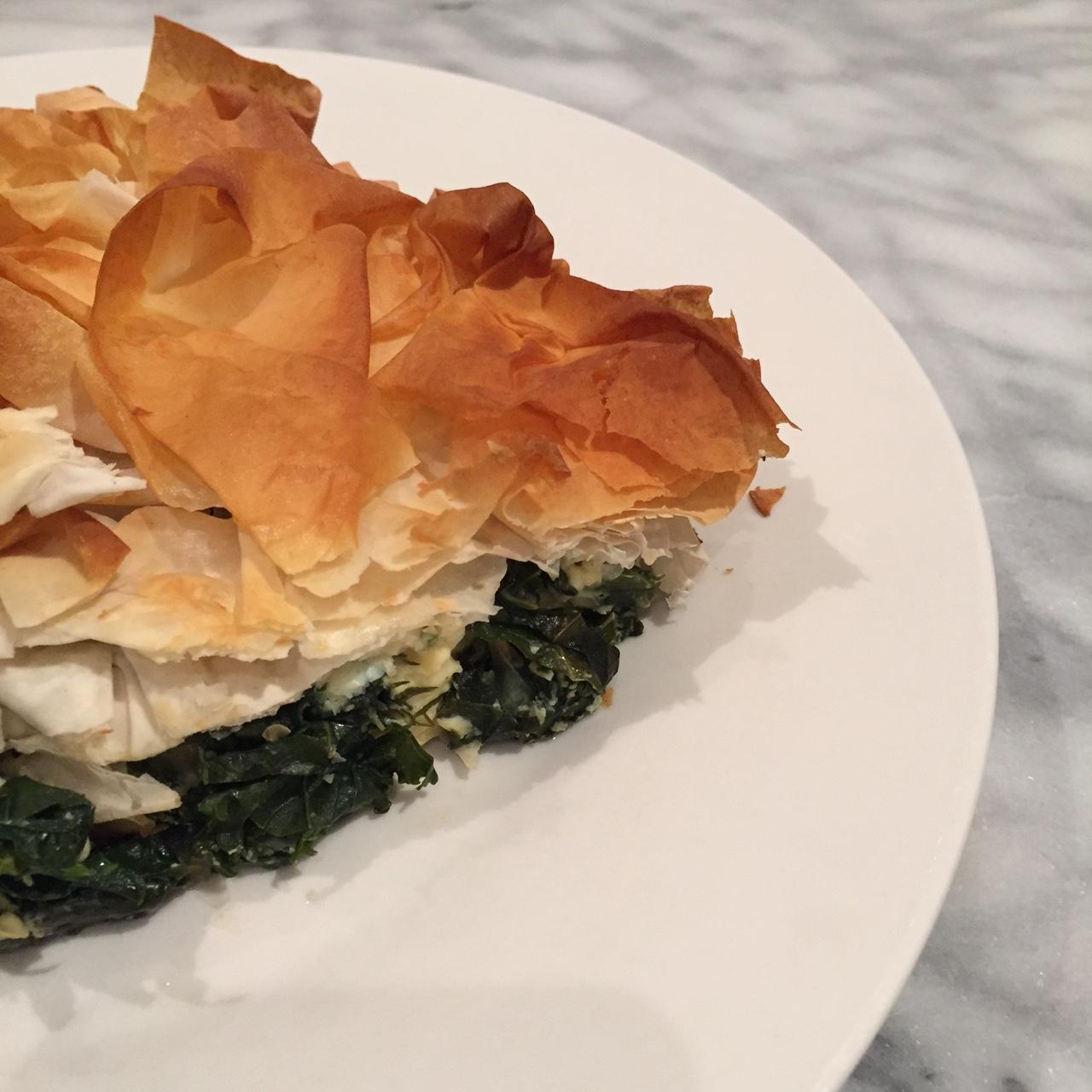 spinach pie 2